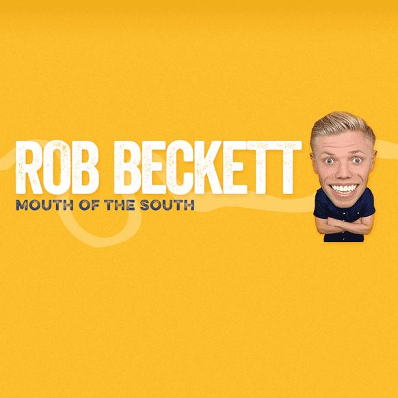 Rob Beckett Tour