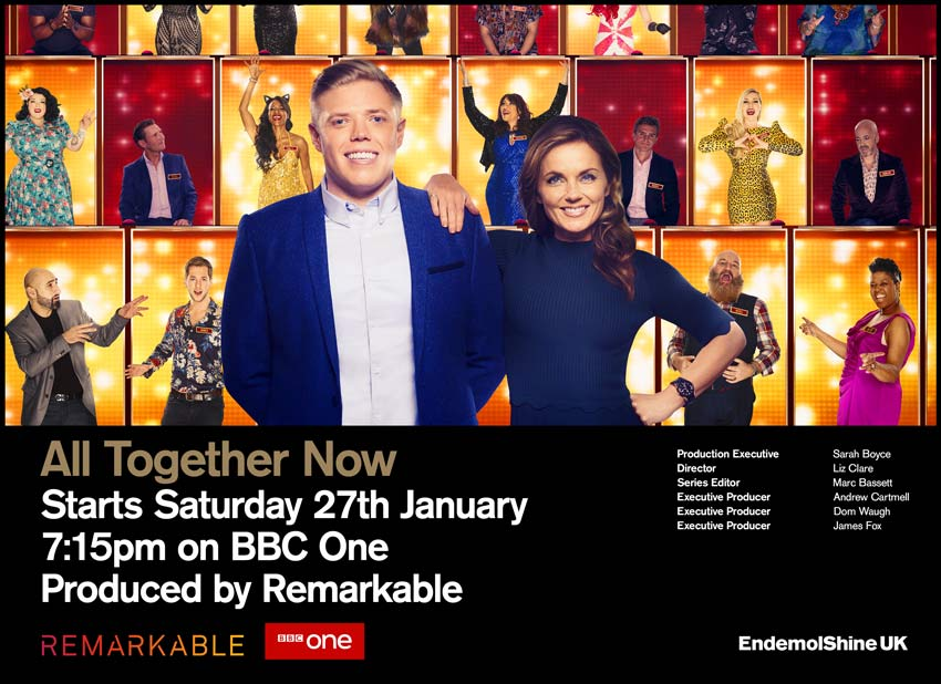All Together Now BBC One